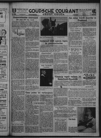 Goudsche Courant 1949-04-07