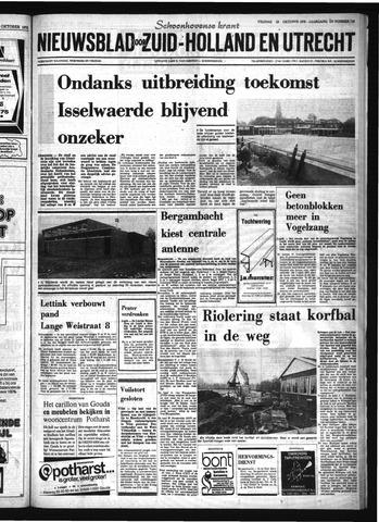 Schoonhovensche Courant 1976-10-29