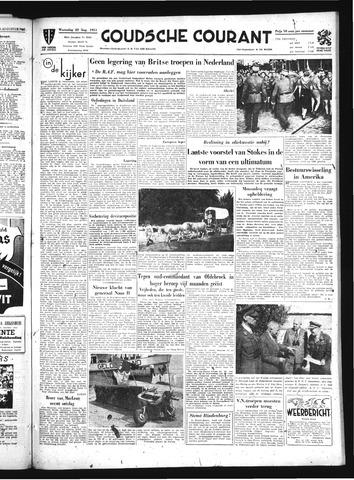 Goudsche Courant 1951-08-22