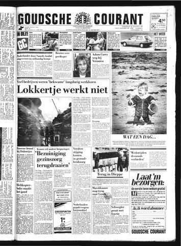 Goudsche Courant 1987-08-20