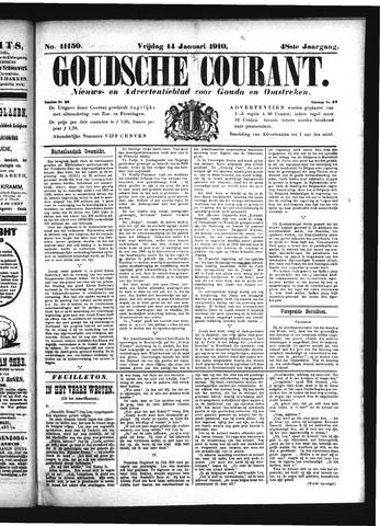 Goudsche Courant 1910-01-14