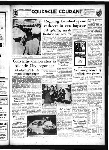 Goudsche Courant 1964-08-24