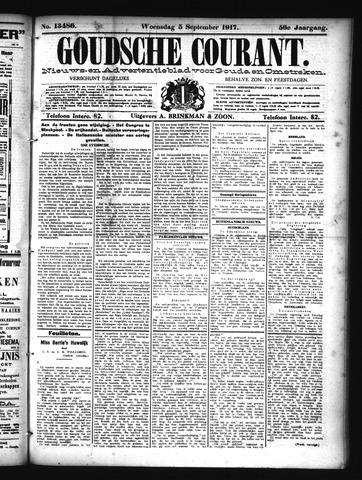 Goudsche Courant 1917-09-05