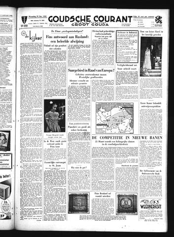 Goudsche Courant 1950-01-18