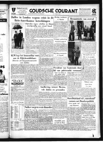Goudsche Courant 1957-07-29