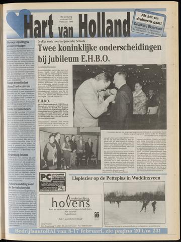 Hart van Holland 1996-02-07