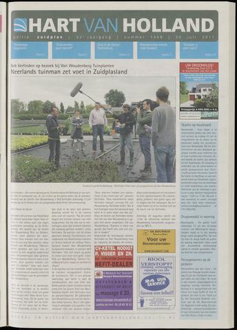 Hart van Holland - Editie Zuidplas 2011-07-20