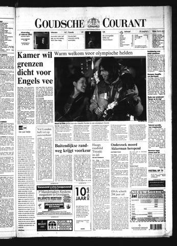 Goudsche Courant 2002-02-27