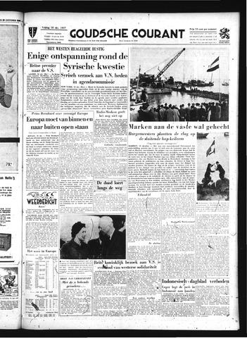 Goudsche Courant 1957-10-18