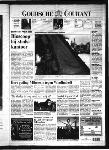 Goudsche Courant 2001-10-31