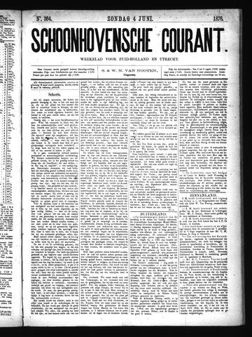 Schoonhovensche Courant 1876-06-04