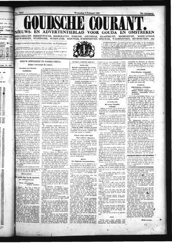 Goudsche Courant 1938-02-09