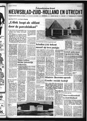 Schoonhovensche Courant 1972-05-08