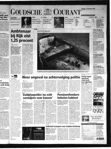 Goudsche Courant 2004-09-07