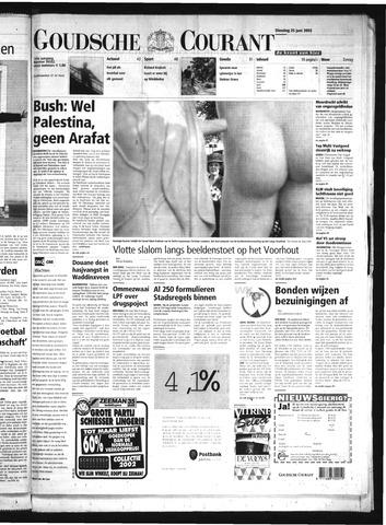 Goudsche Courant 2002-06-25