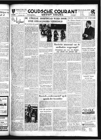Goudsche Courant 1949-09-27