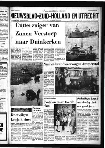 Schoonhovensche Courant 1974-03-13