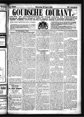 Goudsche Courant 1925-04-20