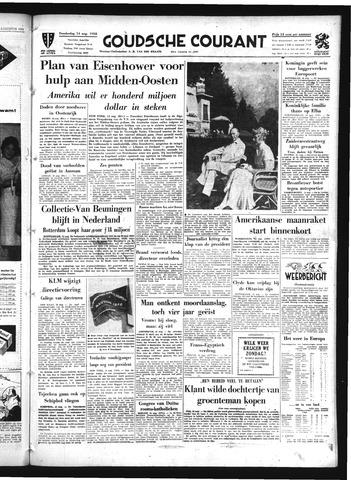 Goudsche Courant 1958-08-14