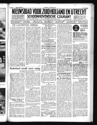 Schoonhovensche Courant 1939-11-15