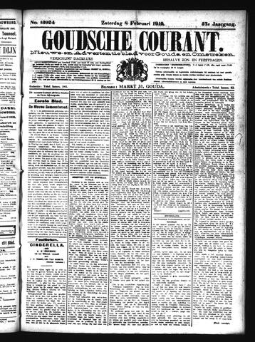 Goudsche Courant 1919-02-08