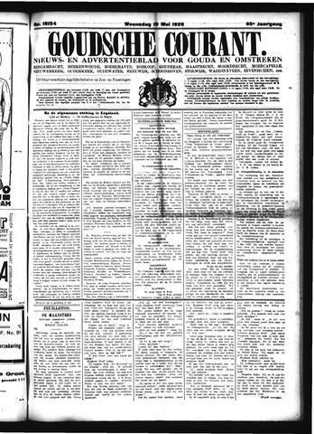 Goudsche Courant 1926-05-19