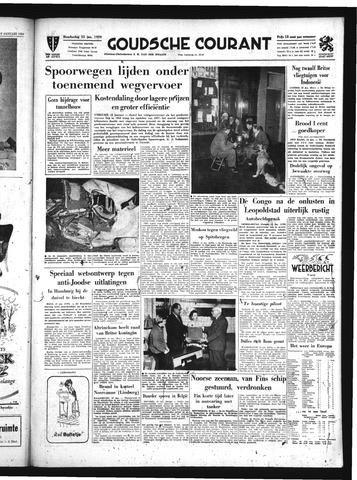 Goudsche Courant 1959-01-15