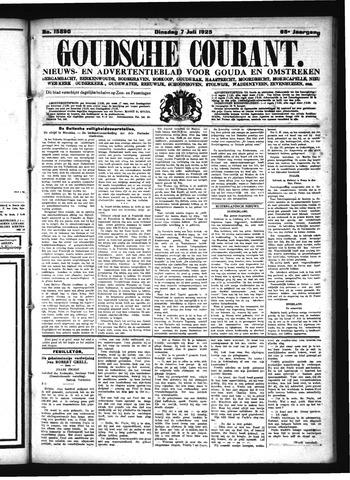 Goudsche Courant 1925-07-07