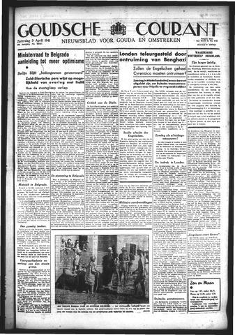 Goudsche Courant 1941-04-05