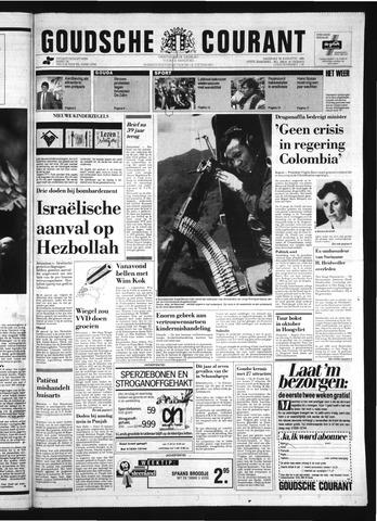 Goudsche Courant 1989-08-28