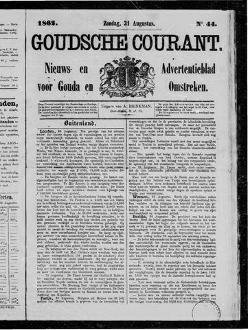 Goudsche Courant 1862-08-31