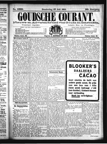 Goudsche Courant 1911-07-27