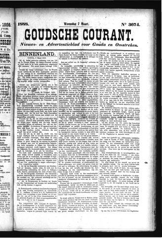 Goudsche Courant 1888-03-07