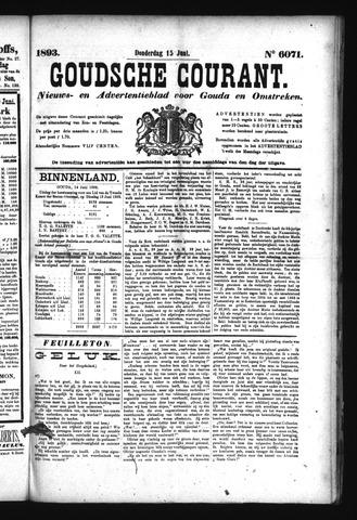 Goudsche Courant 1893-06-15