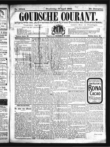 Goudsche Courant 1912-04-18