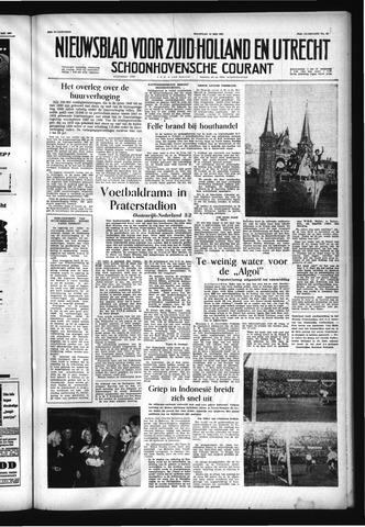 Schoonhovensche Courant 1957-05-27
