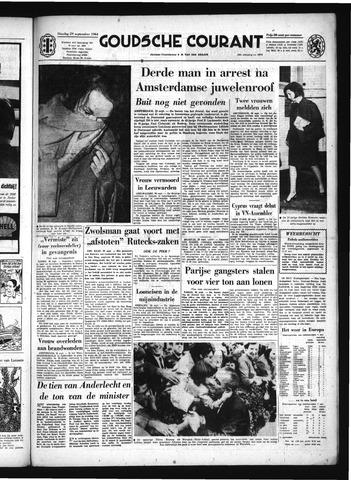 Goudsche Courant 1964-09-29