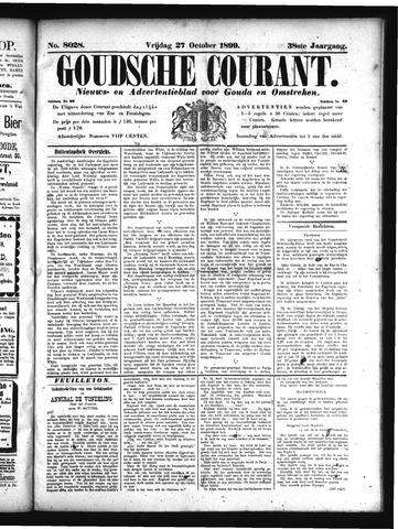 Goudsche Courant 1899-10-27