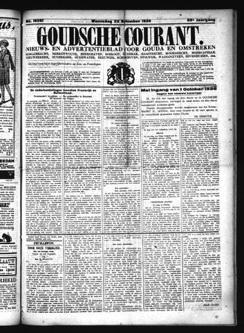 Goudsche Courant 1926-09-22