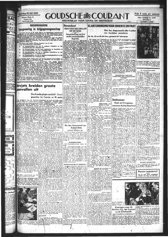 Goudsche Courant 1943-07-24