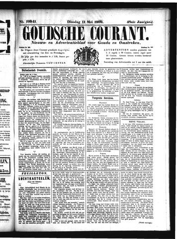 Goudsche Courant 1909-05-11