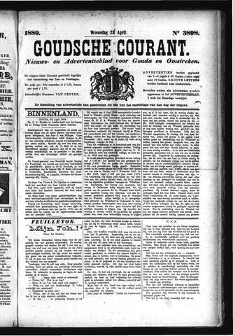 Goudsche Courant 1889-04-24