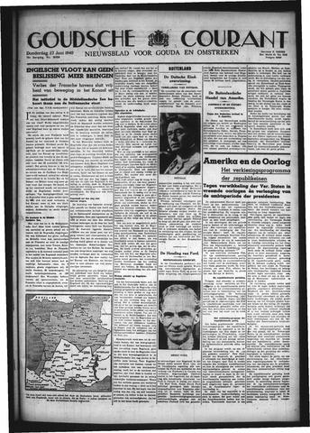Goudsche Courant 1940-06-27