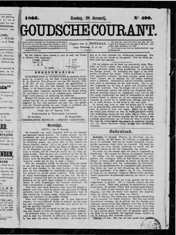 Goudsche Courant 1866-01-28