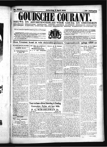 Goudsche Courant 1933-04-08