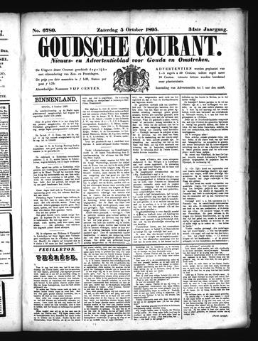 Goudsche Courant 1895-10-05