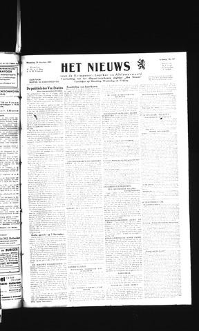 Schoonhovensche Courant 1945-10-29