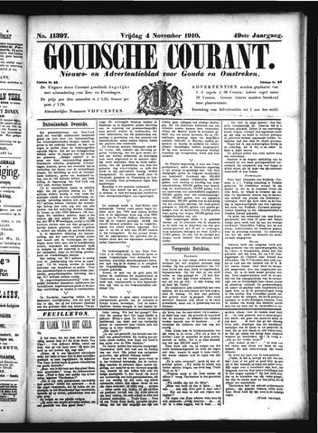 Goudsche Courant 1910-11-04