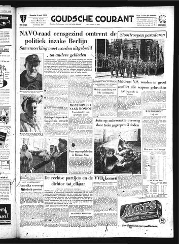 Goudsche Courant 1959-04-06