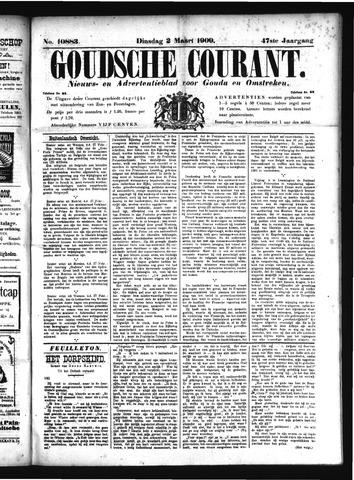 Goudsche Courant 1909-03-02